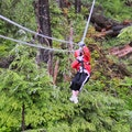 Zip Line Adventures Coffman Cove Alaska United States