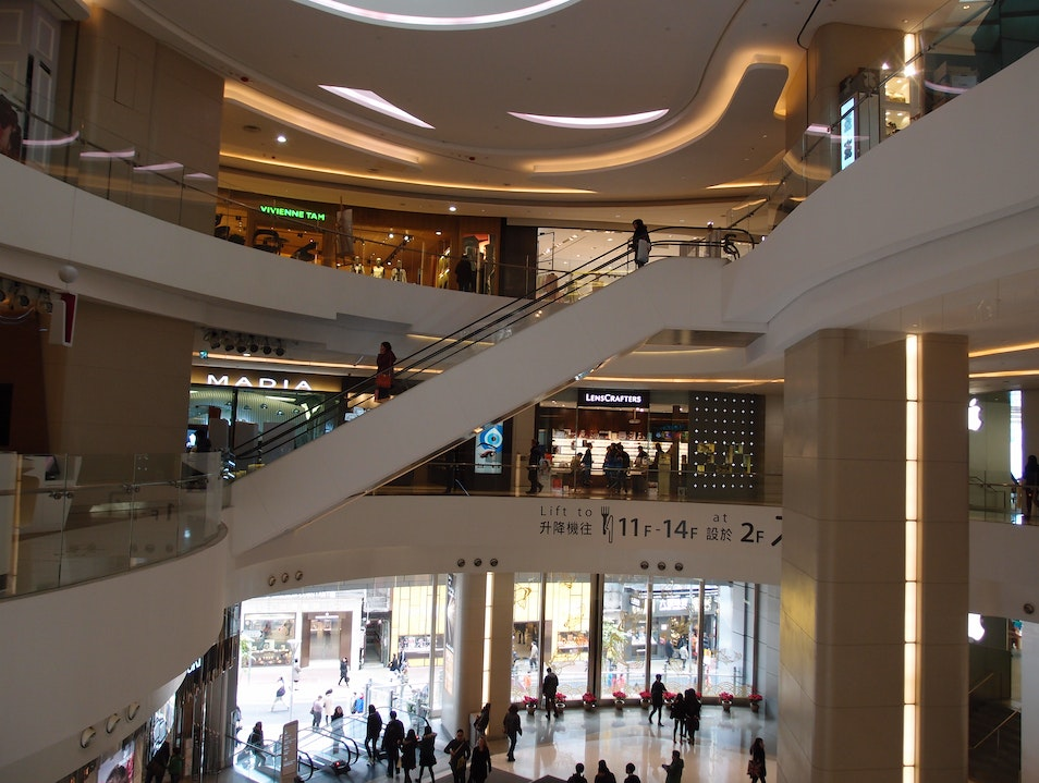 Latest Shopping Destination in Causeway Bay  Hong Kong  Hong Kong