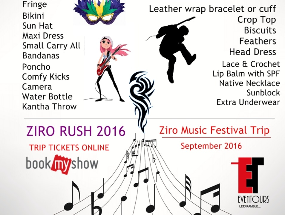 Ziro Music Festival    Earth