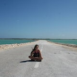 Causeway between North and Middle Caicos