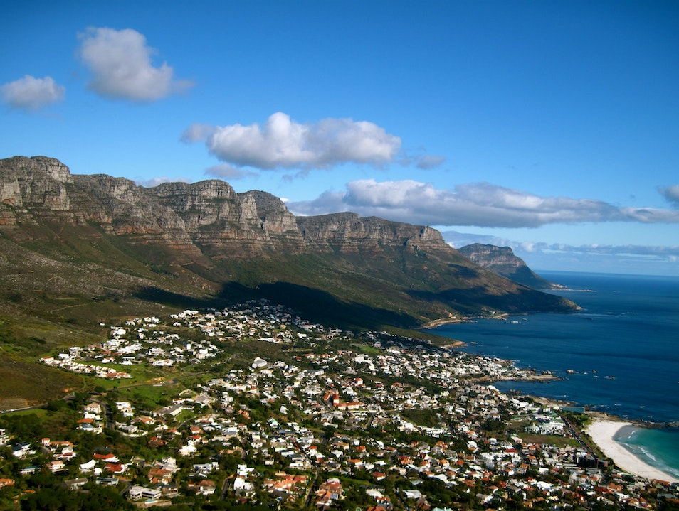 The Pride of Cape Town