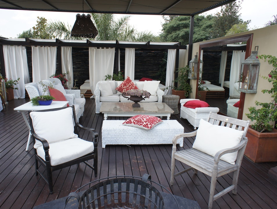 Delightful Boutique Hotel in Houghton Johannesburg  South Africa