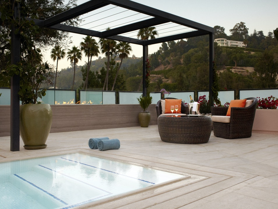 Hotel Bel-Air Los Angeles California United States