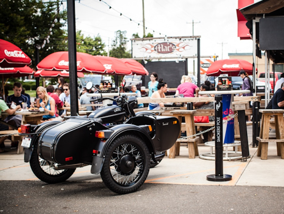 Bikes, Beer & BBQ in South End