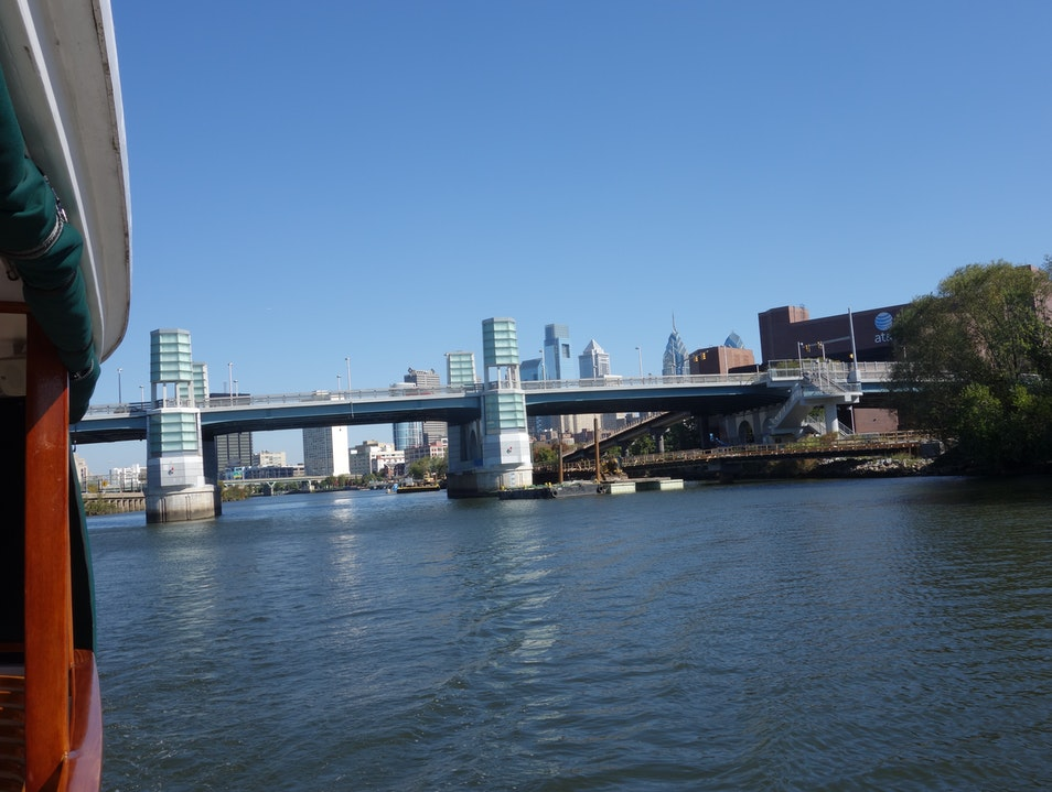 Take a tour of Philly's hidden river