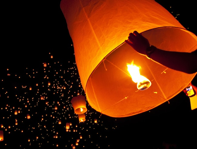 Where Will You 'Loi Krathong'?