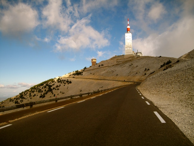 Mighty Mont Ventoux