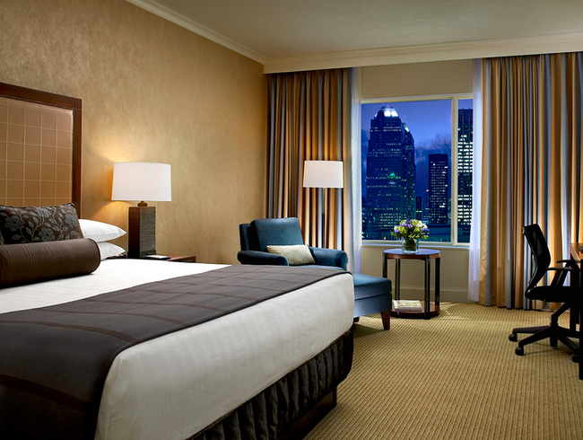 Luxury Lodging in Downtown Calgary
