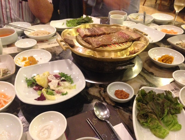 Ultimate Korean BBQ Experience