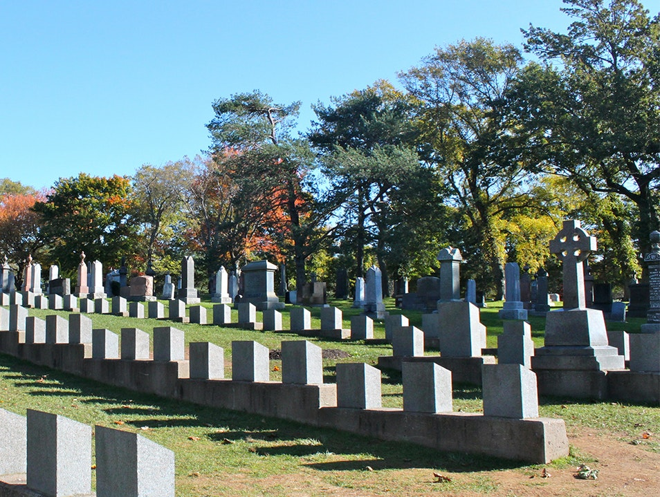 Fairview Lawn Cemetery Halifax  Canada