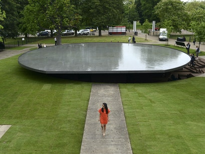 Serpentine Gallery London  United Kingdom