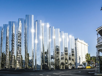 Len Lye Centre New Plymouth  New Zealand