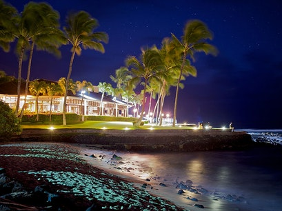 Beach House Restaurant Koloa Hawaii United States