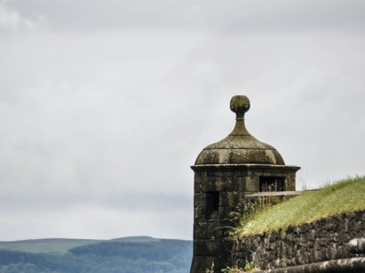 Stirling Castle Stirling  United Kingdom