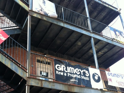 Grimey's New & Preloved Music Nashville Tennessee United States