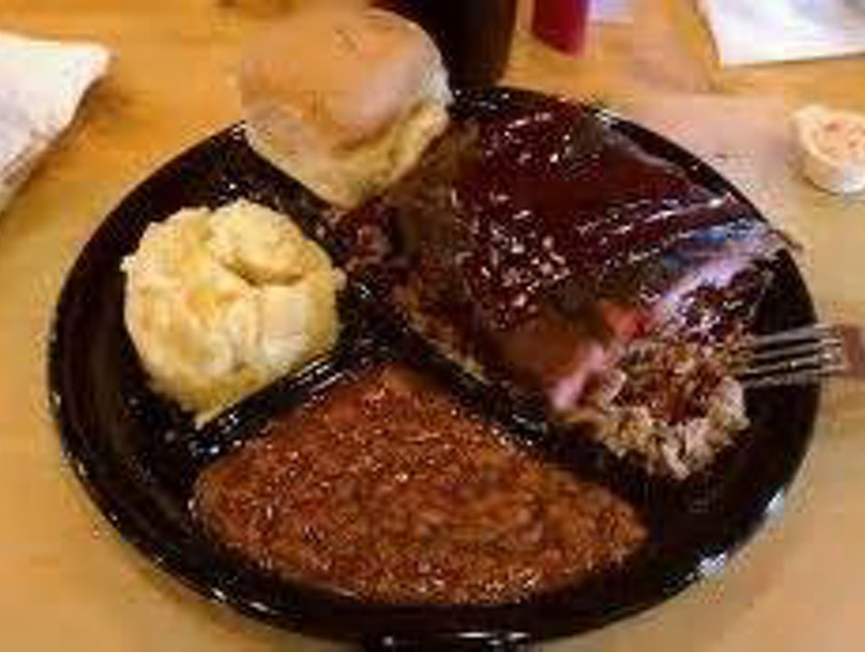 Melt-in-the-mouth food! Daleville Indiana United States
