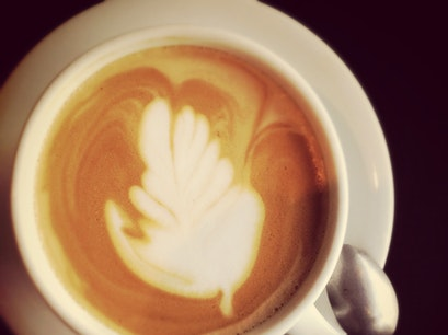 Luck Bros' Coffee House Grandview Heights Ohio United States