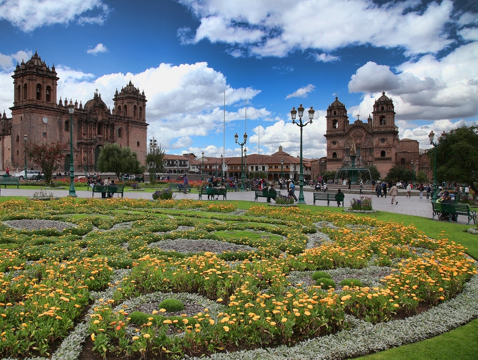 Pleasant afternoon in Cusco