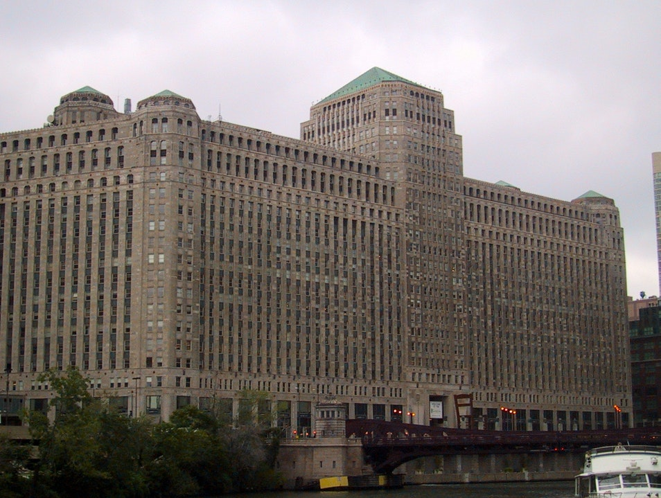 The Chicago Merchandise Mart
