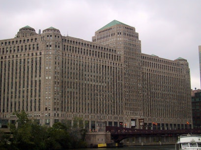Merchandise Mart Chicago Illinois United States