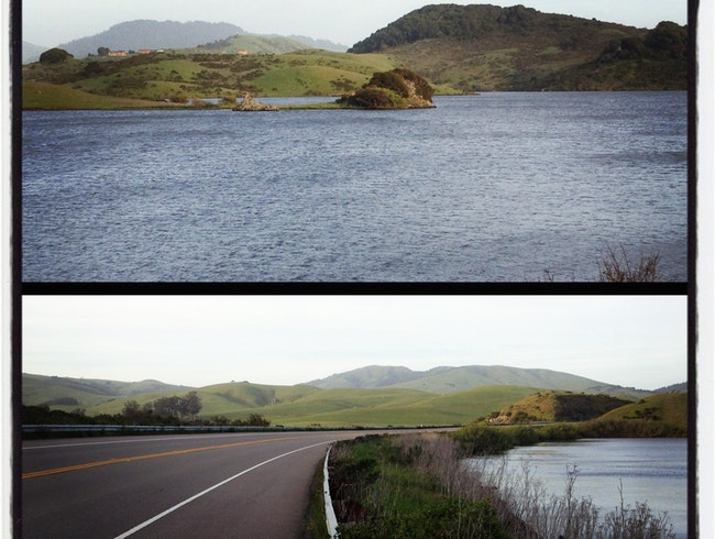 Point Reyes Nicasio Loop