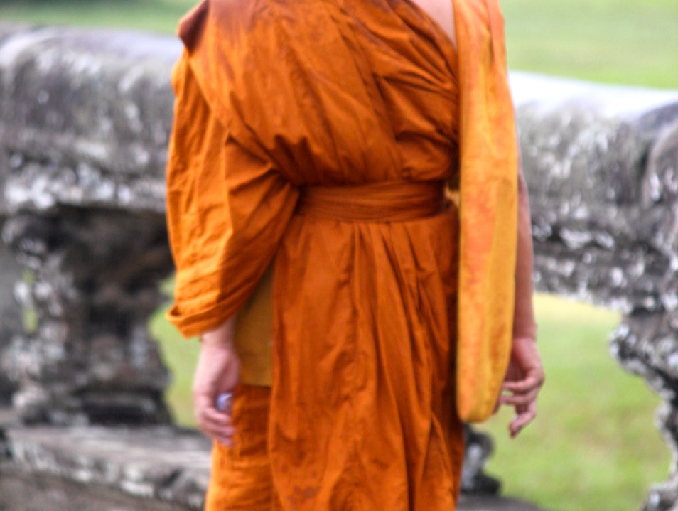 A Moment in Angkor