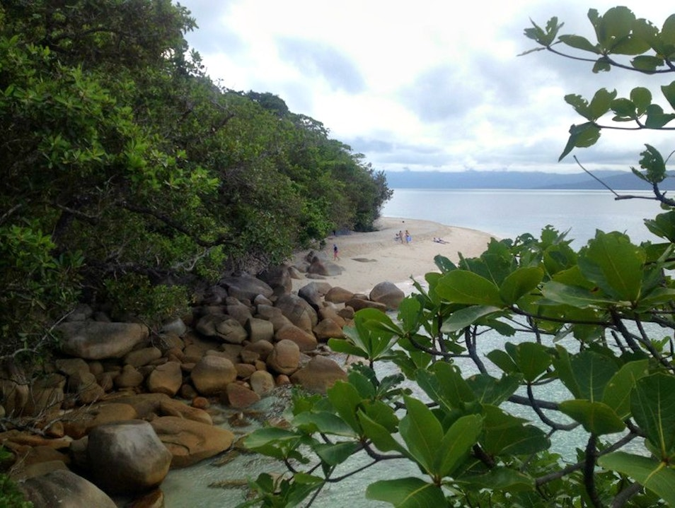 The Ideal Day Trip from Cairns: Fitzroy Island  Fitzroy Island  Australia