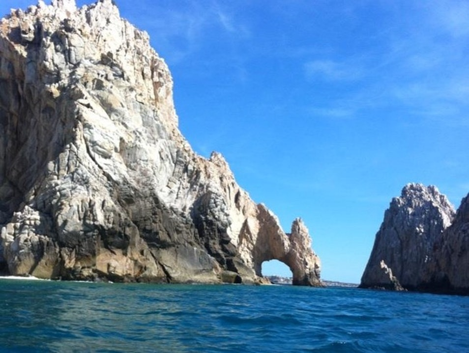 Mountains, Caves & Emerald Waters in Los Cabos