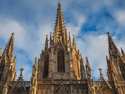 Barcelona Cathedral Barcelona  Spain