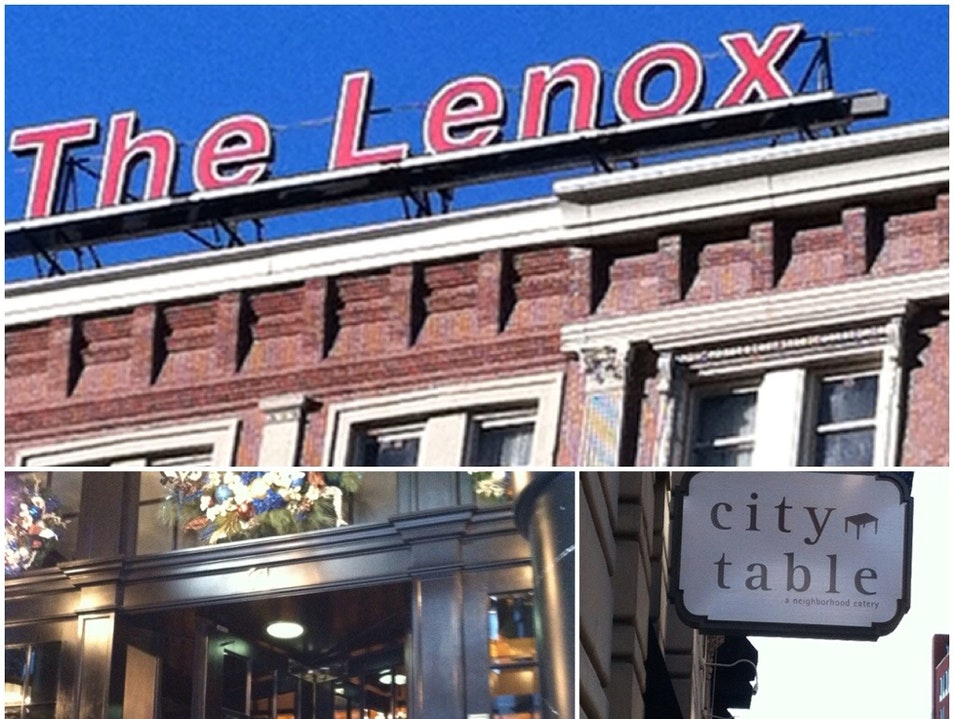 Coveted Location For The Lenox Boston Massachusetts United States