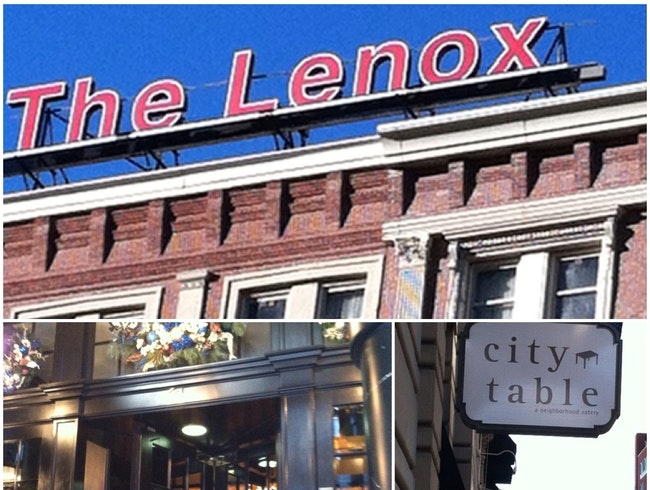 Coveted Location For The Lenox