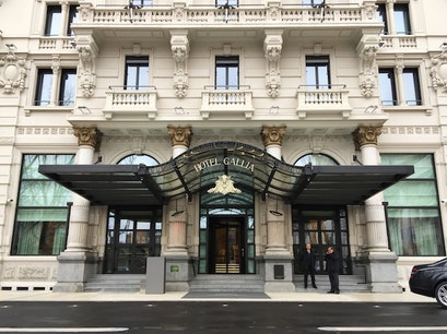 Excelsior Hotel Gallia Milan  Italy