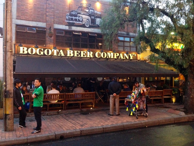 Finding the Best Beer in Bogota