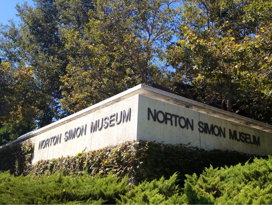 Norton Simon Museum Pasadena California United States