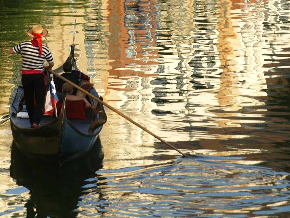 Sail the Las Colinas Canals in Style Irving Texas United States