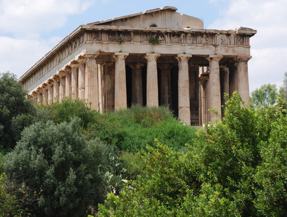 Athens Tips Part 15 - The Agora Athens  Greece