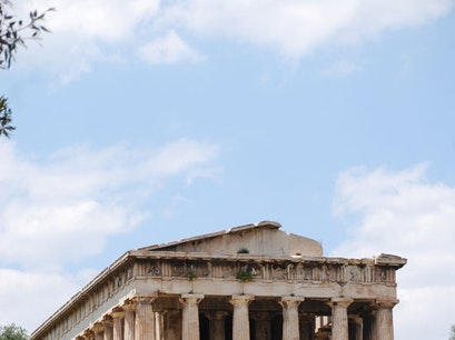 Ancient Agora of Athens Athens  Greece