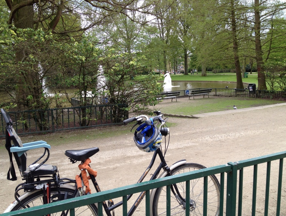 Parks in Amsterdam Amsterdam  The Netherlands