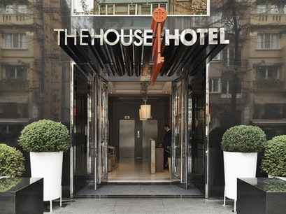 The House Hotel  Istanbul  Turkey