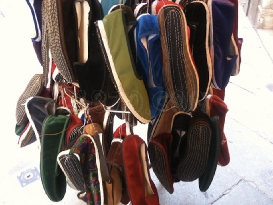 Shop for Traditional Venetian Gondolier Slippers