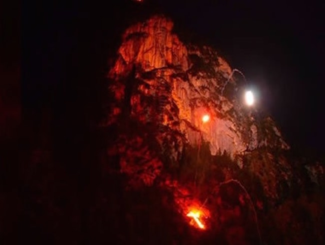 Watch Oberammergau's Fiery Display Dedicated to the Fairy Tale King Ludwig