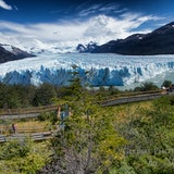 Perito Moreno Glacier Viewing Area