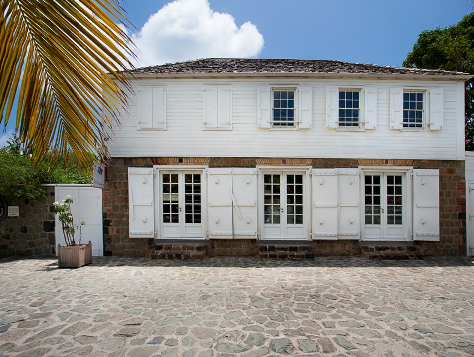 For a Touch of Swedish Influence  Gustavia  Saint Barthélemy