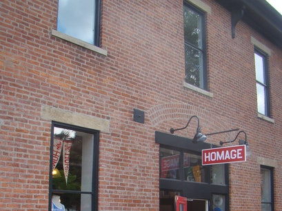 HOMAGE Short North Columbus Ohio United States