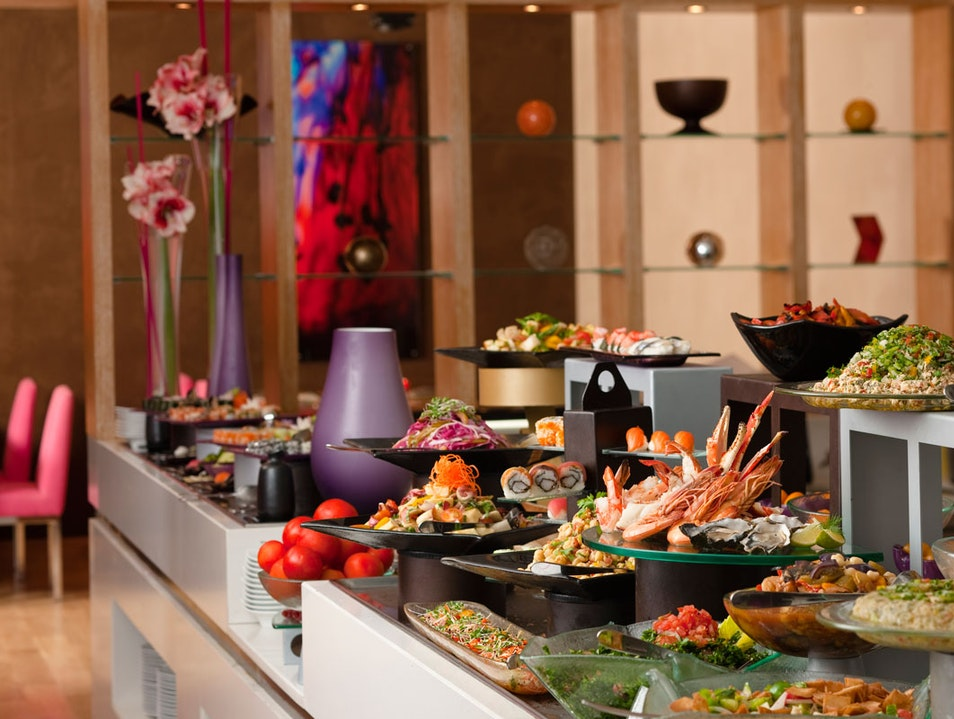 The Cuisine Scene Abu Dhabi  United Arab Emirates