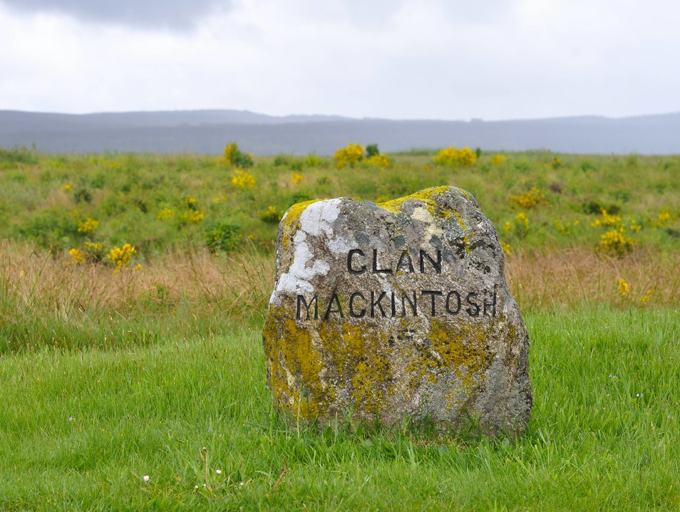Last battle of the Jacobite Rising Culloden Moor  United Kingdom