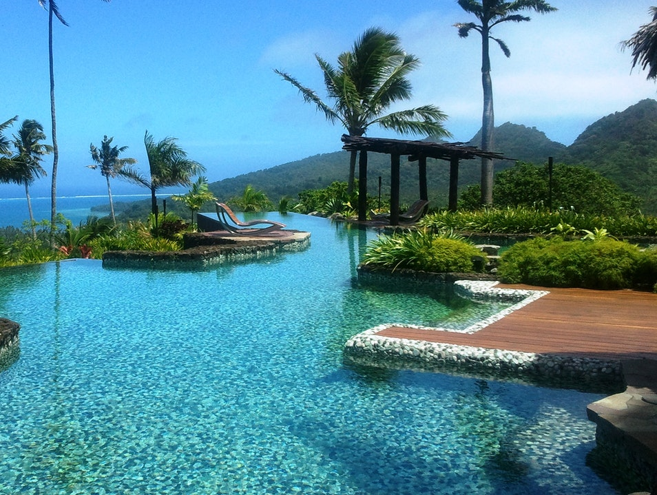 Luxury on Laucala Island Northern Division  Fiji