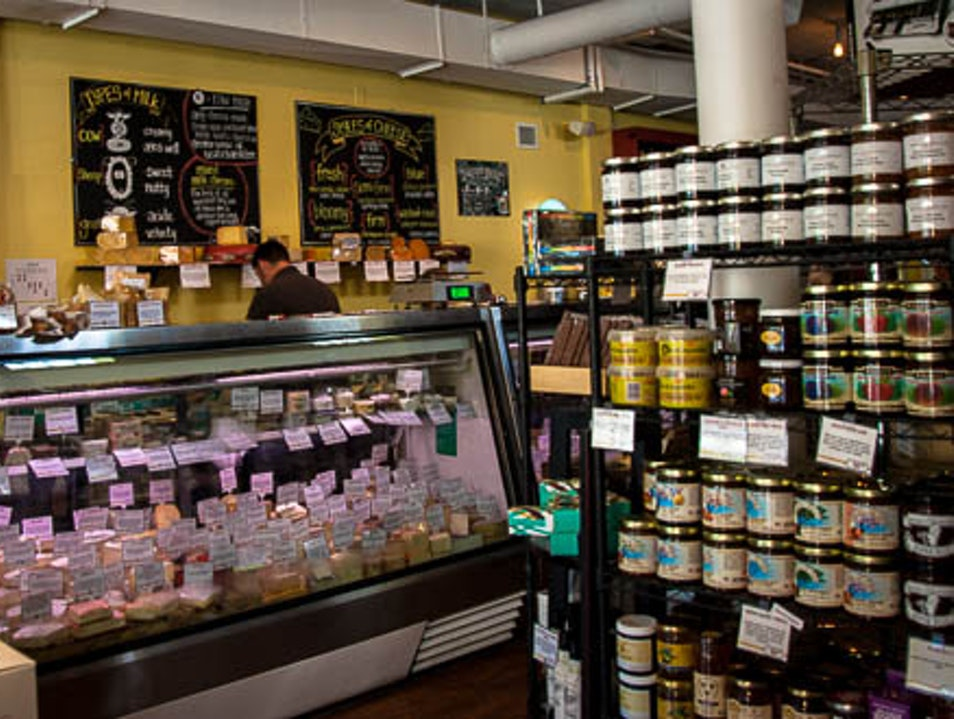 All things cheese at Cheesetique