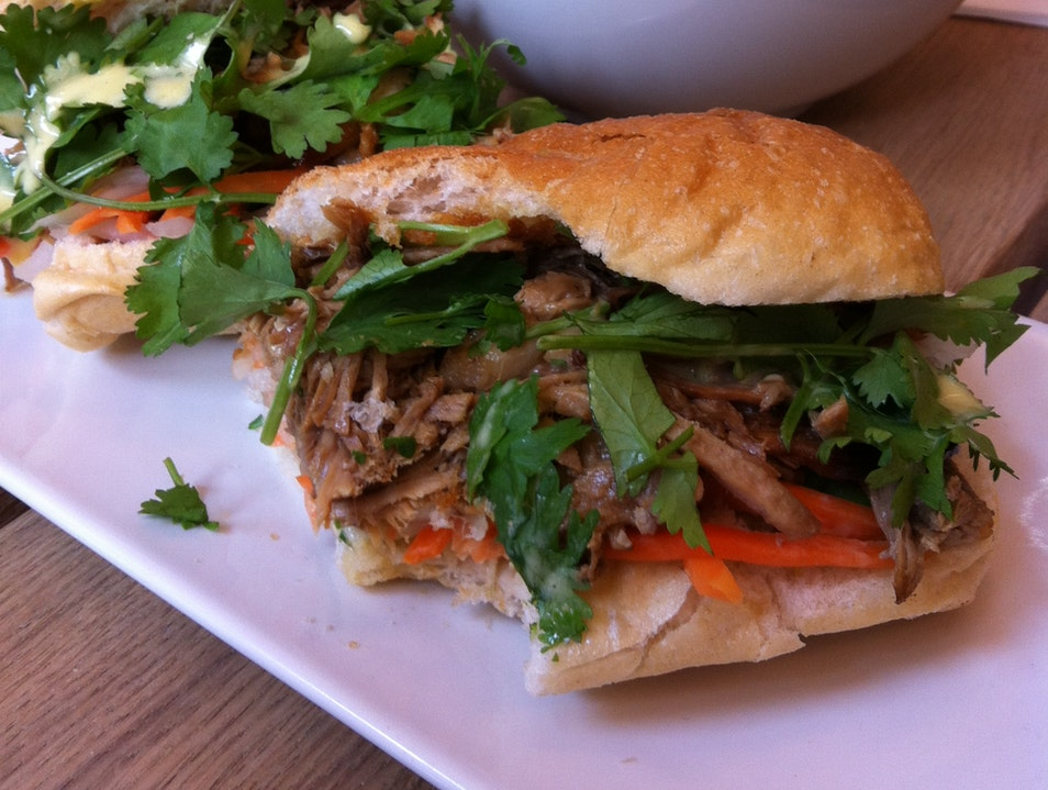 The Banh Mi Deli (& coffee bar) Berlin  Germany