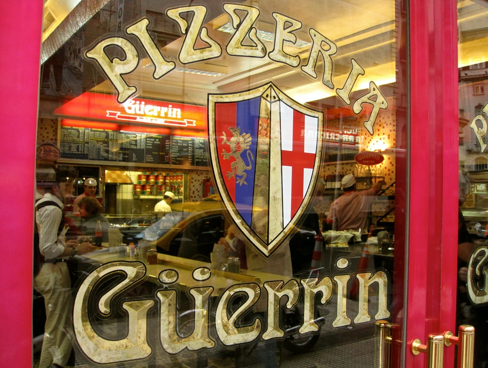 Following the Pizzeria Trail Buenos Aires  Argentina